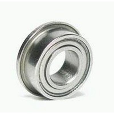 10 pcs 6x12x4mm flanged bearing MF126ZZ