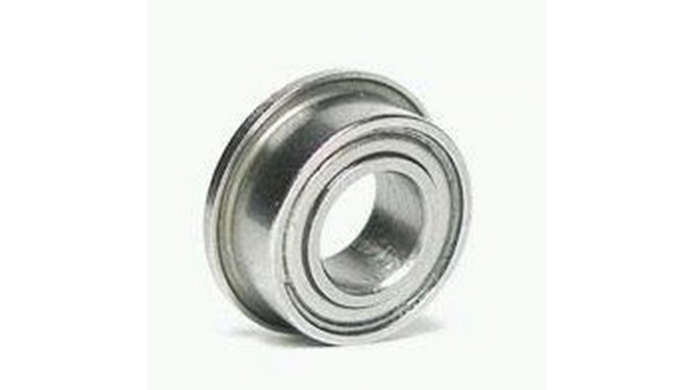 2pcs 6x12x4mm flanged bearing MF126ZZ