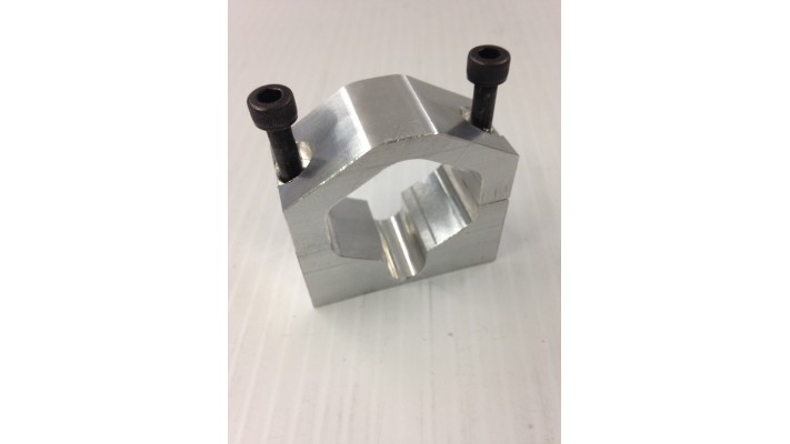 """Plasma/oxy Torch holder 1""""3/8 Body CNC"""