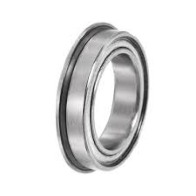 F6701ZZ, 12x18x4mm flanged bearing, 1pc