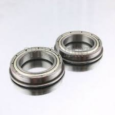 F6800ZZ, 10x19x5mm flanged bearing, 2pcs